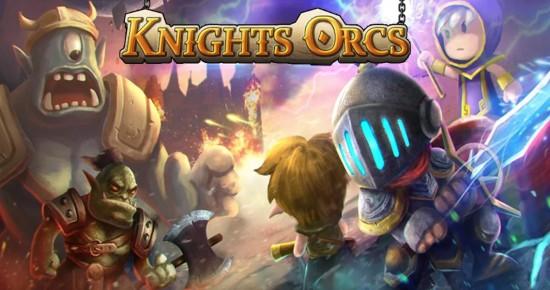 骑士与兽人 无限金币版截图