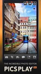 PicsPlay (相片中的乐趣)