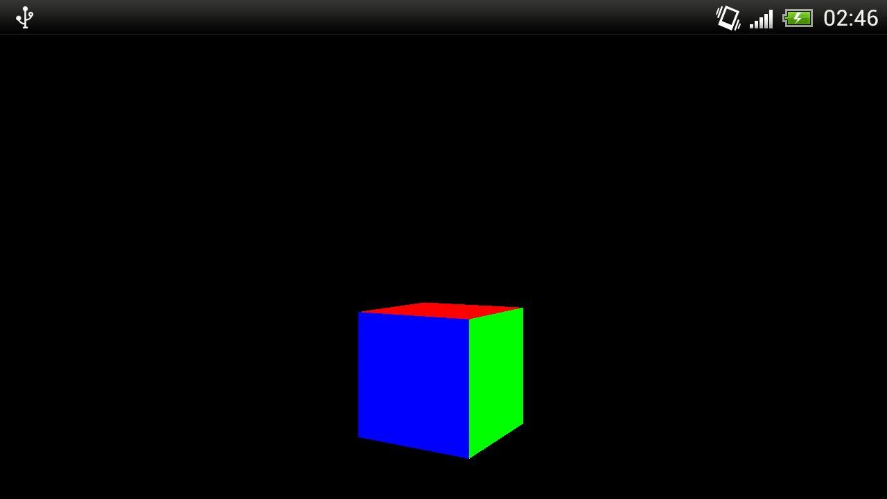 SDL plugin for C4droid截图