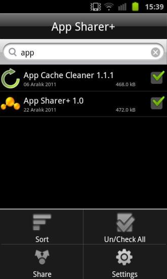 App Sharer+截图