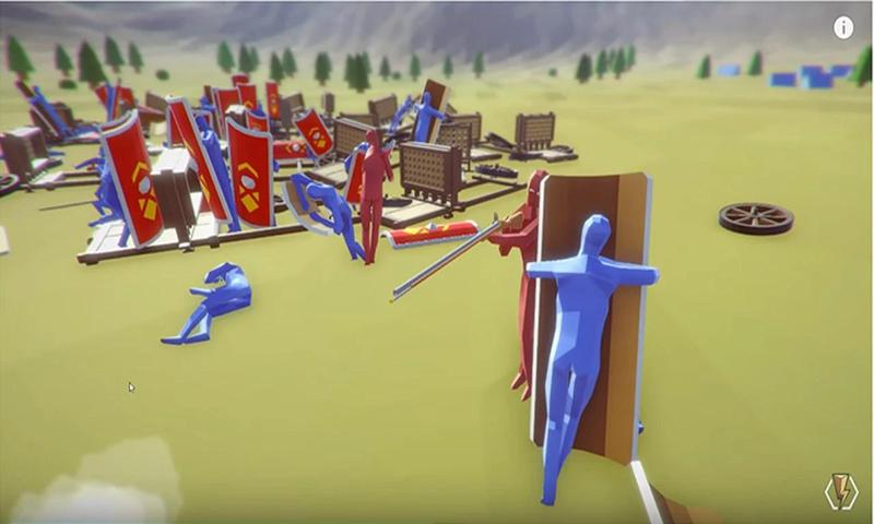 全面战争模拟器2截图