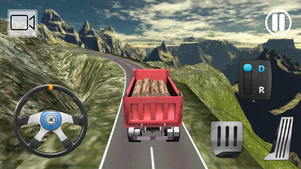 运输卡车模拟截图