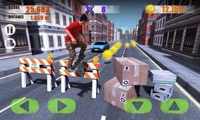 3D街头滑板