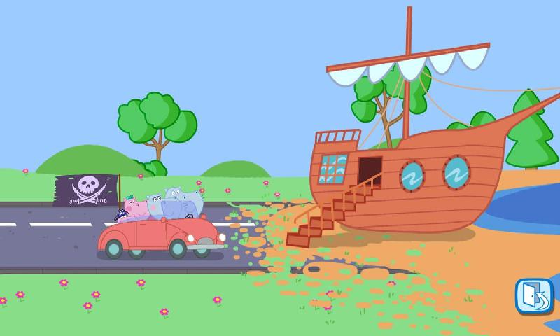 小猪佩奇:孩子们的生日聚会截图