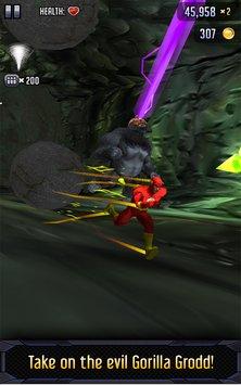 蝙蝠侠与闪电侠:英雄跑酷截图