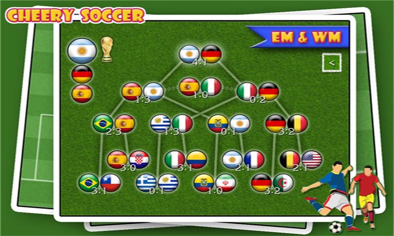 快乐足球手截图