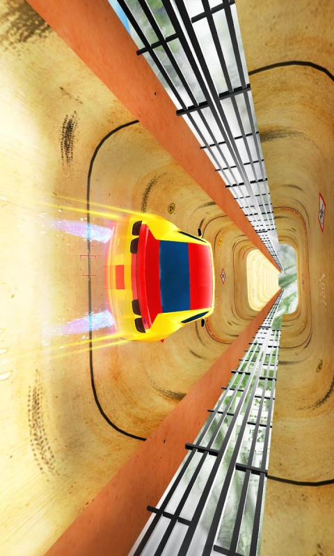 赛车和驾驶特技截图