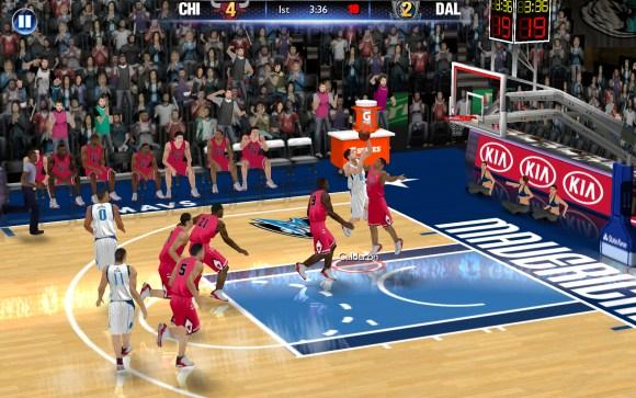 NBA2K14截图