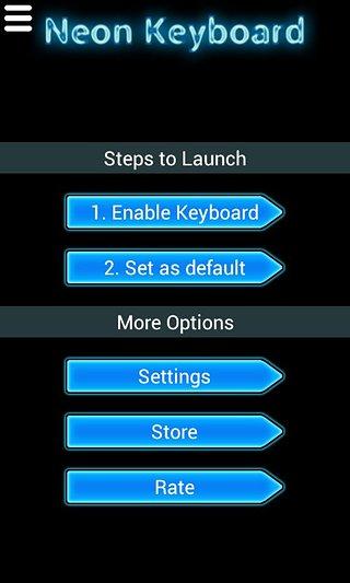 Fancy Keyboard截图