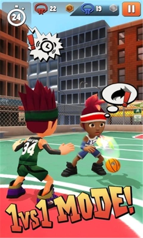 指尖篮球2 无限金币版
