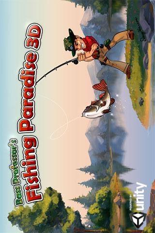 钓鱼天堂3D 修改版