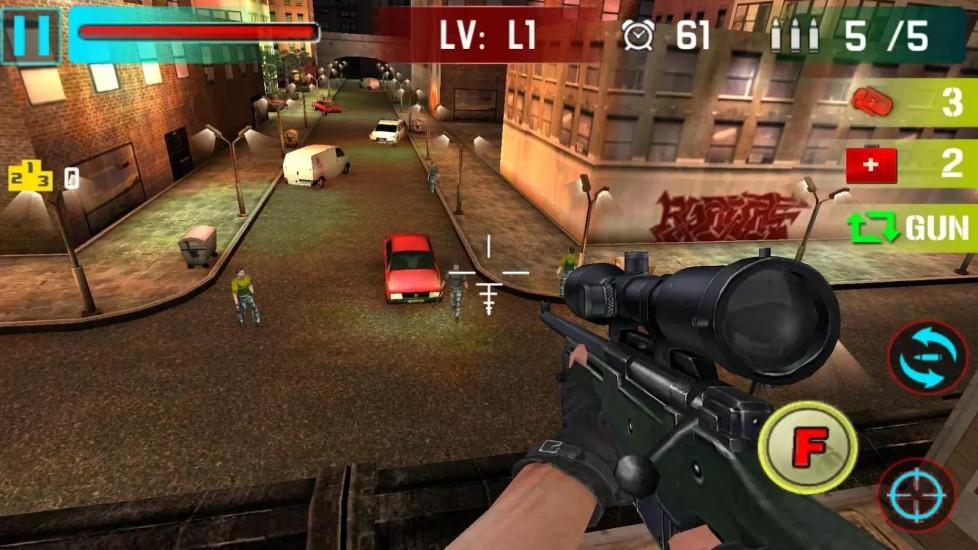 sniper攻略5台笔记本