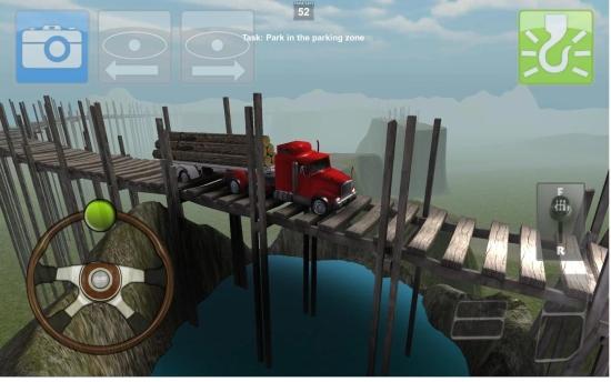卡车停车3D 破解版