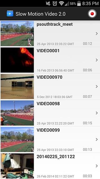 慢动作视频截图