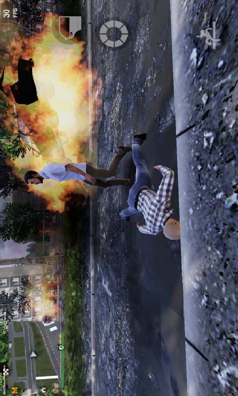 火力全开2:城市狂热截图
