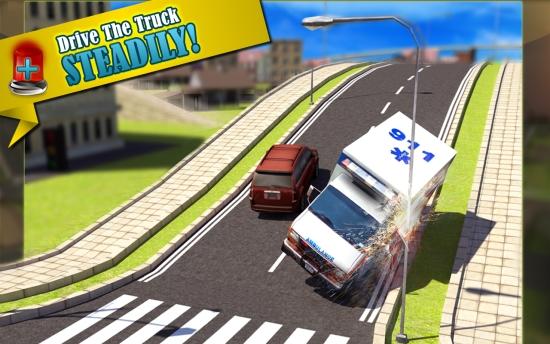 救护车救援模拟 无限金币版截图