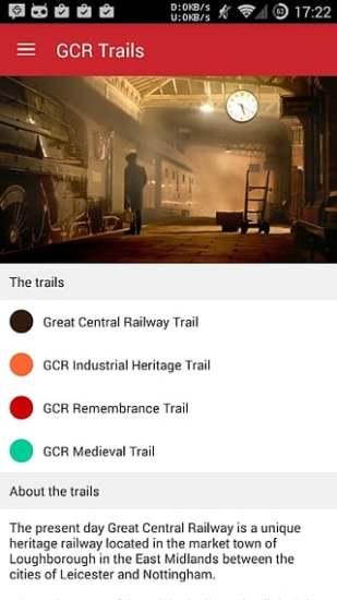 GCR Trail