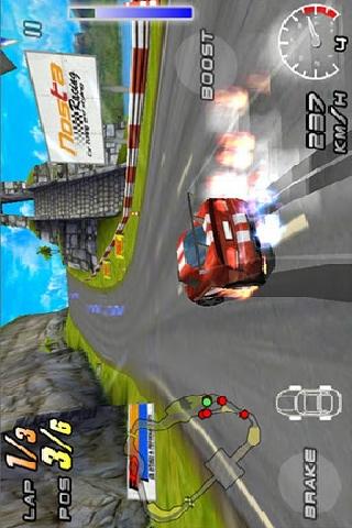 雷霆赛车2 修改版截图