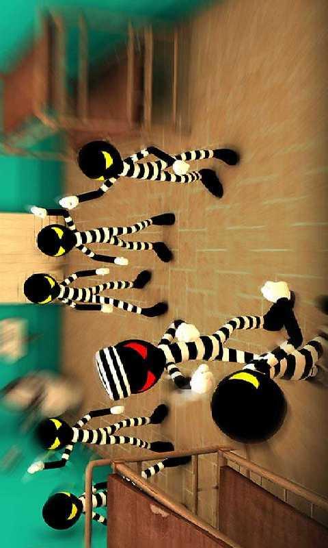 火柴人越狱3D截图