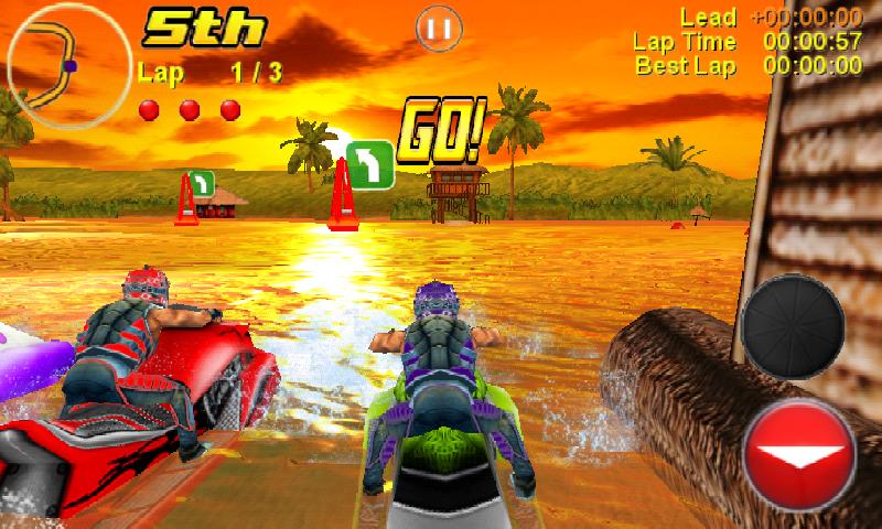 水上摩托赛艇2截图