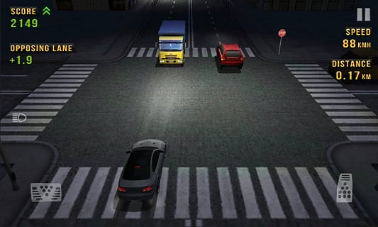 公路赛车手修改版截图