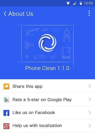 Phone Clean截图
