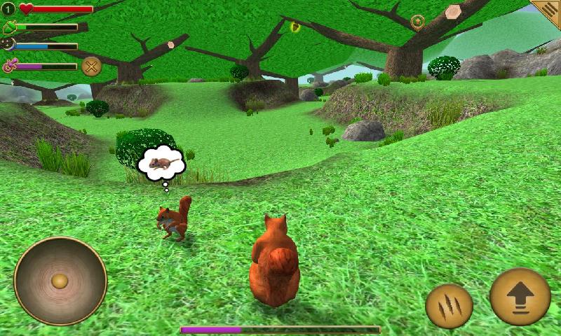 松鼠模拟器截图