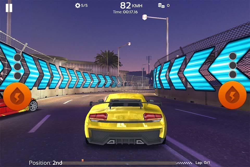 赛车挑战赛修改版截图