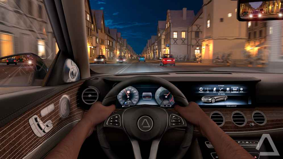 真人汽车驾驶 德国