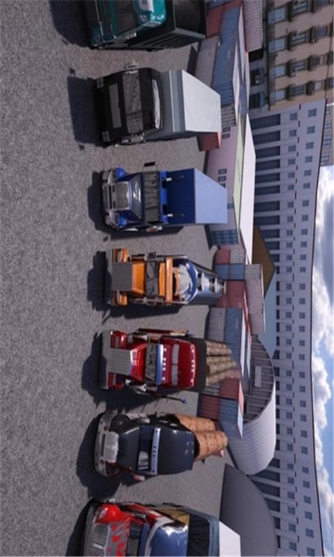 卡车模拟器2016 直装版截图