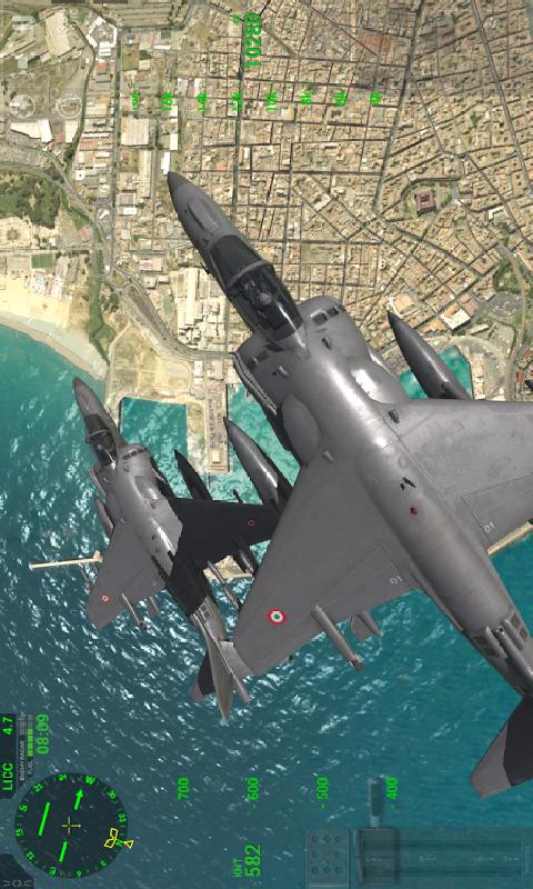 模拟意大利海军战术行动