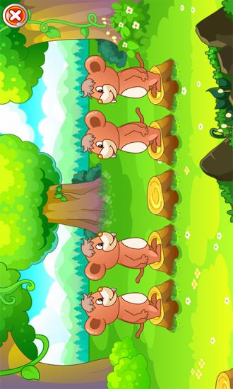 儿童游戏打地鼠截图