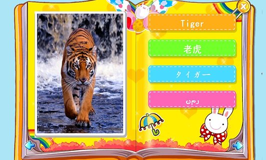 宝宝识物学英语之动物篇