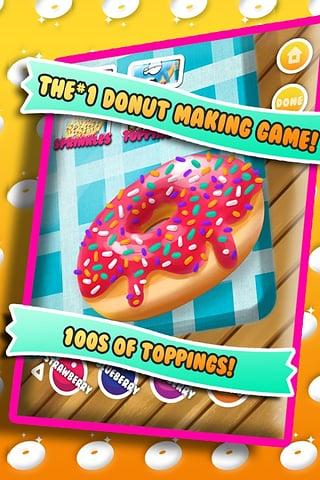 我的甜甜圈店截图