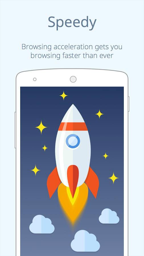 CM Browser 猎豹浏览器截图