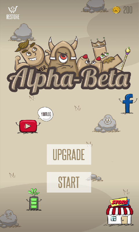 Alpha-Beta截图