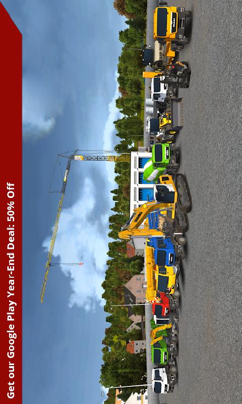 建造模拟2014截图