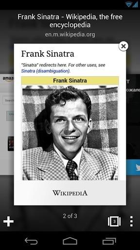 Yandex Browser截图