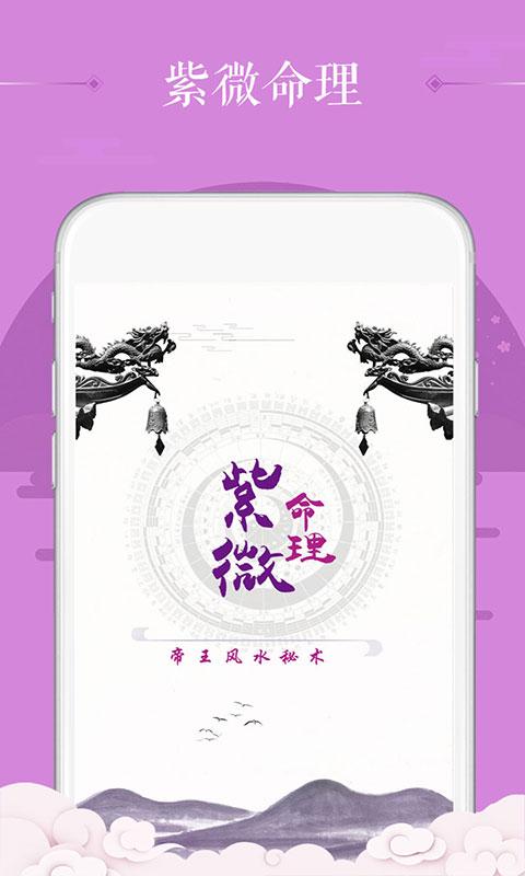 紫薇命理截图