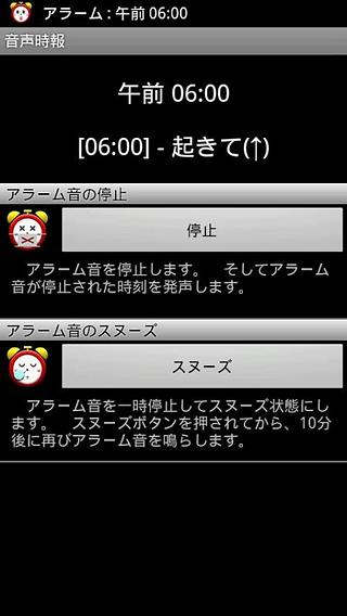 VoiceTimeSignal