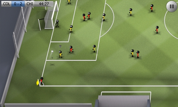 火柴人足球 完整版截图