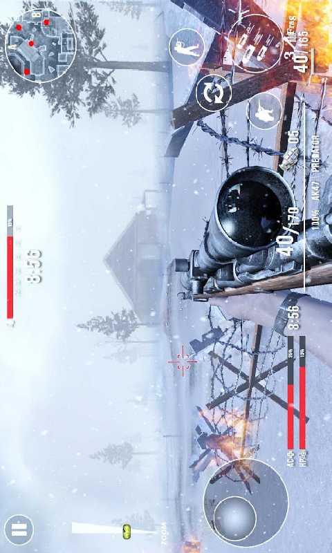 二战狙击手:最后的战场截图