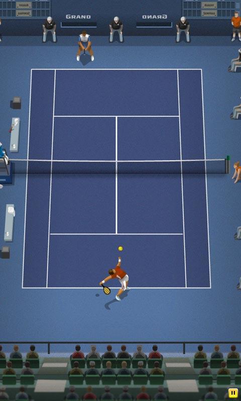 2014网球大师加强版