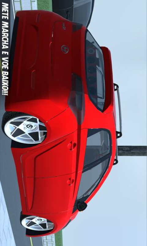 汽车驾驶模拟器截图