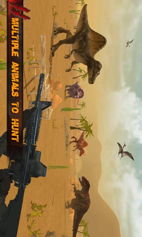恐龙狩猎2019截图