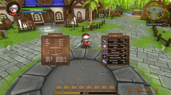 RPG幻想世界 无限金币版