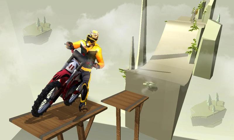 特技摩托车3D截图