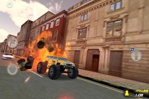 疯狂怪物卡车:逃逸截图