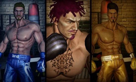 拳击之王 无限金币版截图