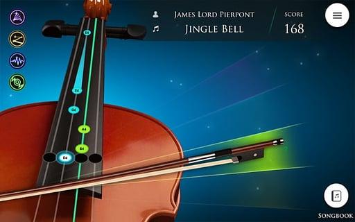魔术小提琴截图